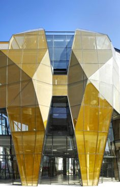 Yellow Diamond | Jun Mitsui & Associates Arquitectos + Unsangdong Arquitectos