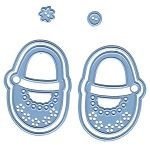 Marianne Design: Creatables Dies - My First Shoes