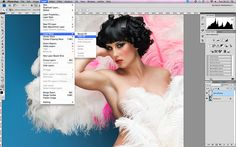 Skin Softening in Photoshop