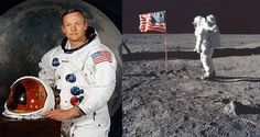 Conspiracy Theorists Remember Neil Armstrong as Great Hoax Actor