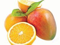 Mango Tangerine. Escape to a tropical paradise where succulent mango and juicy citrus ripen in the golden sun. www.partylite.biz/ambercory #candles #partylite #tealights #votives #scentplusmelts #escentialjar