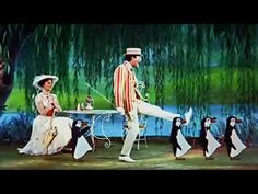 penguin dance: inkspired musings: A Mary Poppins kind of day Merry Poppins, Penguin Dance, Walt Disney Movies, Julie Andrews, Disney Girls, World History, Vintage Images, Mary, Songs