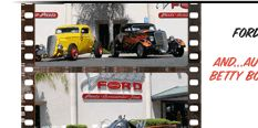 Sacramento Vintage Ford.   Model A parts store.