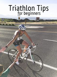 Great tips for those starting out in Triathlons! Didn't know how to swim and didn't have a road bike when signed up for first triathlon. Helpful ideas for anyone wanting to try a triathlon. Lifestyle Blog, Healthy Lifestyle, Healthier Together, Swim Team, Road Bike, Triathlon, Happy Life, Health And Beauty, Health Fitness