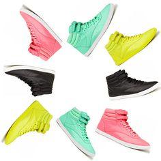 Reebok and Sportsgirl Collaboration via Fashion Freaks Blog Fresh Creps 157169c27
