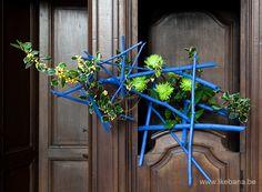 Floralies Jette 2016 - Ikebana by Denise