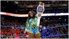 The Real Reason Why Naomi Won The SmackDown Women's Championship
