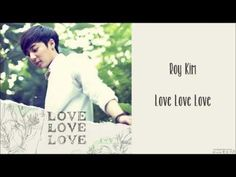 [Roy Kim] Love Love Love (Hangul/Romanized/English Sub) Lyrics - YouTube