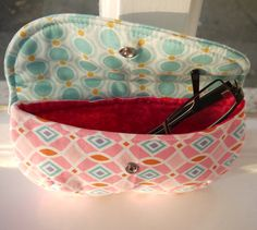 Glasses case on Etsy, £10.00