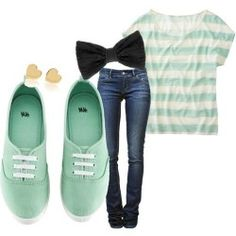 cute outfits for middle school 34