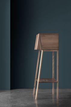 // CASTORE, 2015 Designed by David Dolcini and Giacomo Moor for Maderae. Photos courtesy of Maderae