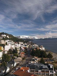 San Carlos de Bariloche - Rio Negro by Jeff Warren