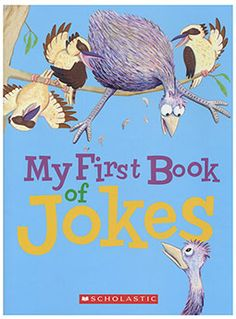 My First Book of Jokes