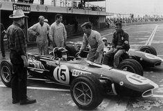 AAR Dan Gurney F1 Eagle