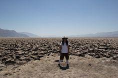 Death Valley National Park: Devil's Golf Course