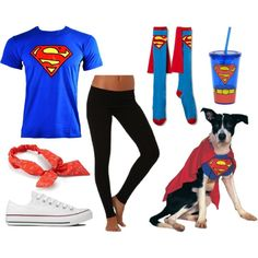 Diy teen Superman costume