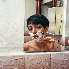 Ogni mattina la barba