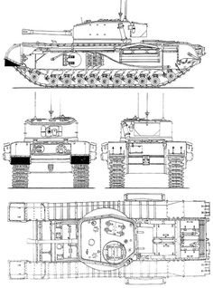 panzer iv blueprint