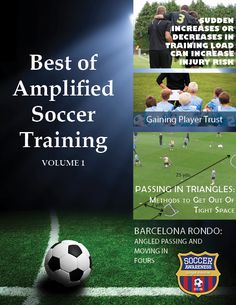25f75dc83 This is the first issue of Best of Amplified Soccer Training