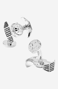 Cufflinks, Inc. 'Star Wars™ - TIE Fighter' Cuff Links available at #Nordstrom