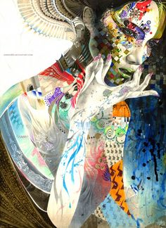 The Illustrations of Minjae Lee | Hunie