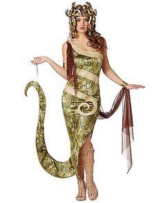 Medusa Womens Costume - Spirithalloween.com