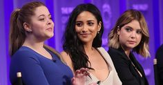 Sasha Pieterse Originally Auditioned to a Totally Different 'Pretty Little Liar'