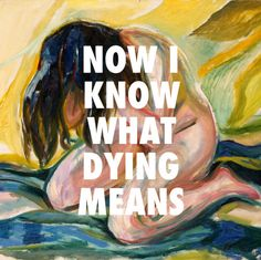 Weeping Nude (1919), Edvard Munch / Graceless (2013), The National
