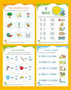 Home Page Book Design Templates, Italy For Kids, Italian Lessons, Italian Language, Learning Italian, Google Classroom, Speech Therapy, Kids And Parenting, Childrens Books