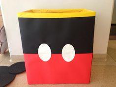 Caja de regalos de Mickey