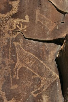 Legend Rock Petroglyph Site, Wyoming | by WY Man