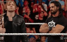 Lol Seth's just like a statue there, no movement xD Dean and his dancing though wtf O.o
