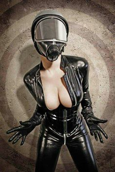 How common are gas mask fetishes? Yahoo Answers