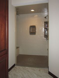 Gallery Of Installed Standard/custom Shower Bases, Shower Pans, Shower  Caddies, Shower Doors, Shower Seats