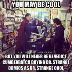 This. Benedict Cumberbatch - #DoctorStrangeIcon #DoctorStrangeLaptop #DoctorStrangeMemes Avengers Humor, Marvel Avengers, Marvel Comics, Films Marvel, Funny Marvel Memes, Dc Memes, Marvel Jokes, Captain Marvel, Funny Memes