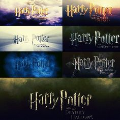 Harry potter.. 7 openings..
