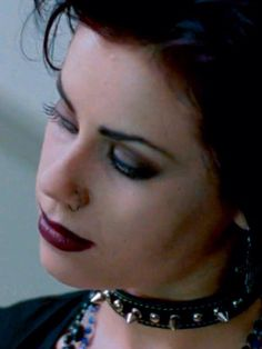 The Craft - Nancy Downs (Fairuza Balk). I loved her dark style &- aside from her mean streak- her intense energy in the movie The Craft 1996, The Craft Movie, Nancy The Craft, Nancy Downs, Fairuza Balk, Under Your Spell, The Worst Witch, Provocateur, Actors