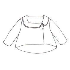 C'est Dimanche : Saint Malo en 4/6/8/10 ans Sewing Patterns For Kids, Sewing For Kids, Diy For Kids, St Malo, Couture Sewing, Little People, Kids Wear, Kids Girls, Teen Fashion