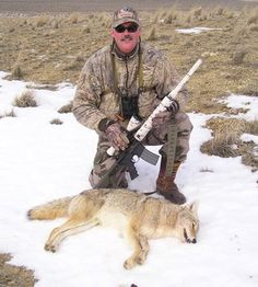Coyote Hunting Gear
