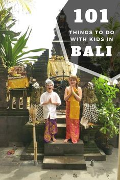 Are you travelling to Bali with kids? 3 years ago I wrote an article on 51 Things To Do in Bali With Kids. Bali With Kids, Travel With Kids, Family Travel, Bali Travel Guide, Asia Travel, Travel Tips, Bali Things To Do In, Amazing Adventures