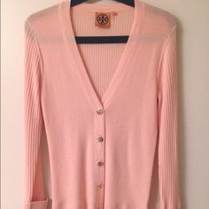 Tory Burch Cardigan Used once. In perfect condition. Tory Burch Sweaters Cardigans