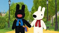 Kasper og Lisa
