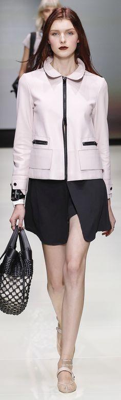 Emporio Armani Collection Spring 2016 Ready-to-Wear