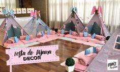 Festa do Pijama Decor  Niver Alice