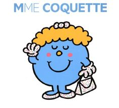Madame Coquette (Collection Monsieur Madame) eBook: Roger Hargreaves: Amazon.fr: Boutique Kindle