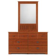 Bayfield 6 Drawer Dresser - in 2 Finishes