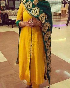 Punjabi Salwar Suits, Patiala Salwar, Anarkali Suits, Sharara, Indian Party Wear, Indian Wear, Indian Suits, Indian Dresses, Punjabi Fashion