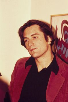 Robert De Niro, 1977. The Godfather, The Deer Hunter, Cape Fear, etc. A national treasure.