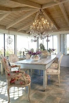 Love open plan dining
