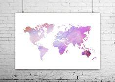 world map poster fireworks wall print minimalist by ikonolexi